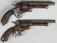 Historical Firearm, Antique & Clock Auction