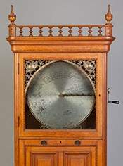 Clock, Music Box, Military & Train Auction