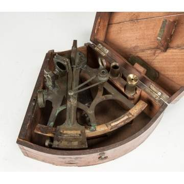 Surveyor's Sextant