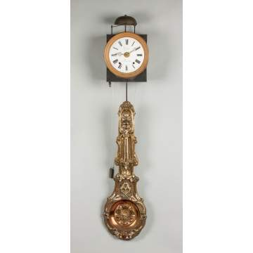 French Guillot Morbier Clock