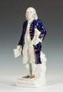 Staffordshire Figure of Ben Franklin