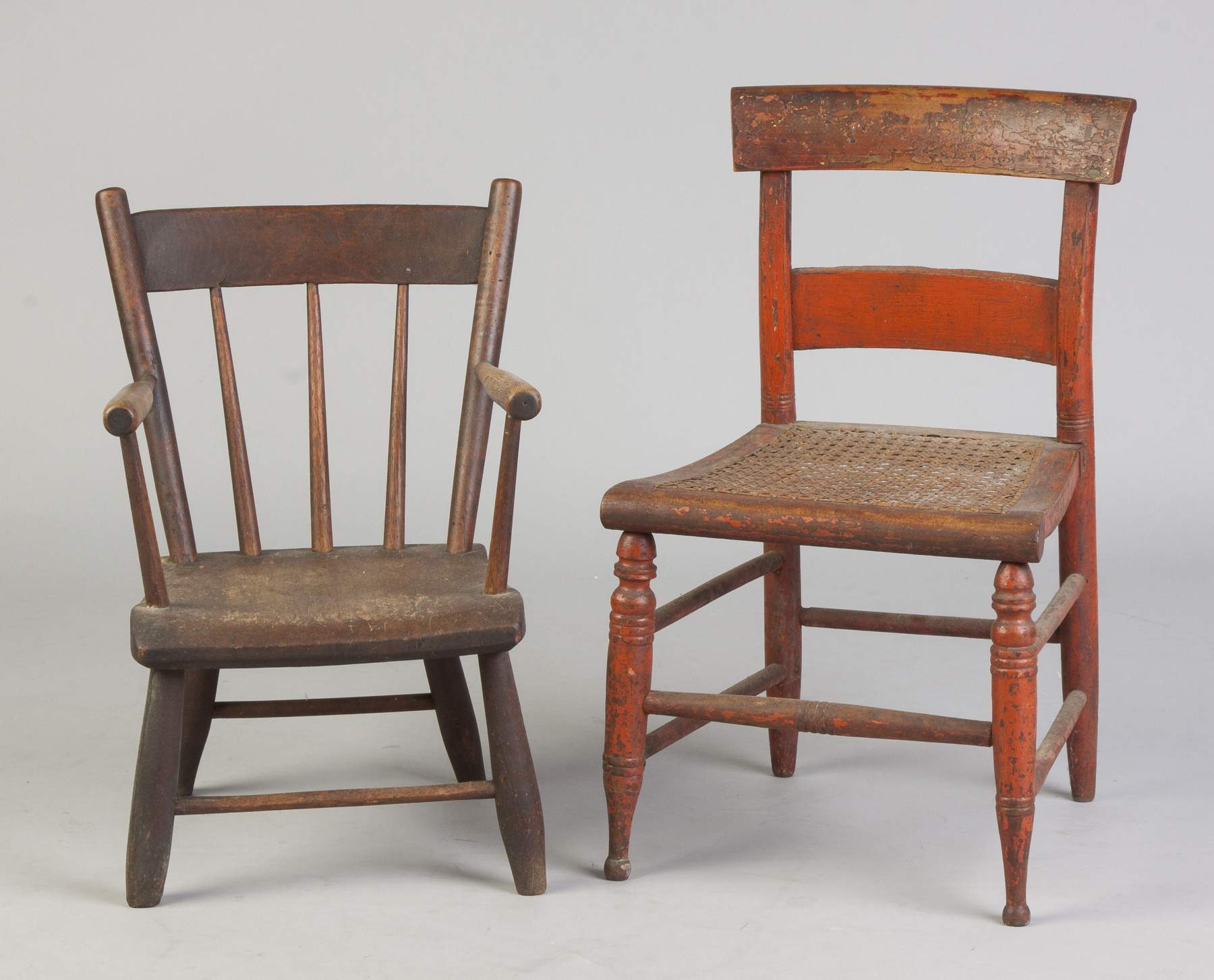 Two Youth Chairs