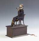 Rare Ives Clockwork Toy of President Ulysses S. Grant