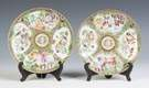 Two Ulysses S. Grant Chinese Porcelain Luncheon Plates