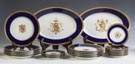 French Porcelain Plates & Platters