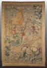 Early Flemish Pair of Tapestries