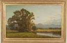 Pair of Hudson River School Paintings