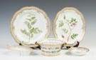 Five Pieces Royal Copenhagen Flora Danica