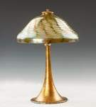 Fine L.C. Tiffany Lamp