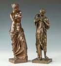 French Bronze & John Walz Bronze