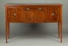 Hepplewhite Inlaid Mahogany Sideboard