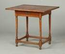 New England Pine & Butternut Tavern Table