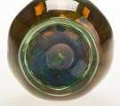 Tiffany Studios Reactive Glass Paperweight Vase