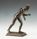 Fonderia Sommer, Bronze Sculpture of a Greek Runner