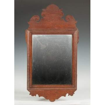 Two Chippendale Mirrors