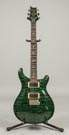 Paul Reed Smith Custom 24 Emerald Green Tiger Maple Guitar
