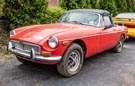 1972 MG BMC Roadster Convertible