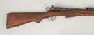 WWII Swiss Army Issue Rifle with Bayonet