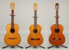 Three Classical Guitars