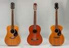 Two Epiphone Acoustic Guitars & Yamaha