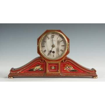 Tiffany & Co., NY, Mantle Clock in the Oriental Style