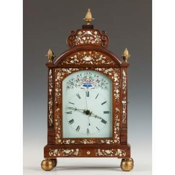 A Fine & Rare Chinese Bracket Clock