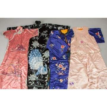 Chinese Silk Robes