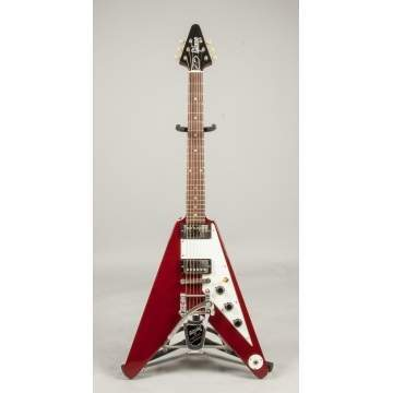 Gibson 1994 Lonnie Mark Flying V Reissue