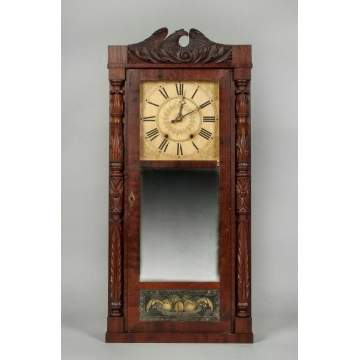 Jerome & Darrow Shelf Clock