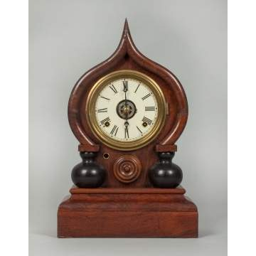 Oriental Shelf Clock