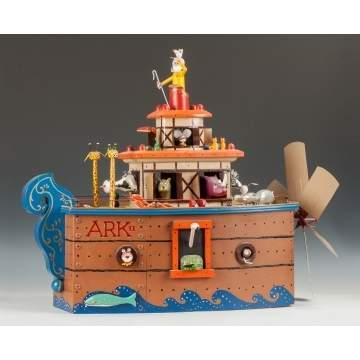 Mechanical Noah's Ark