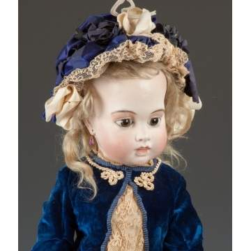 Bru Bisque Doll