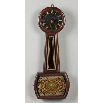 Howard Banjo Clock