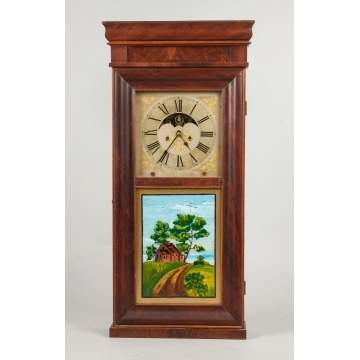 Philip L. Smith, Marcellus, NY Empire Shelf Clock