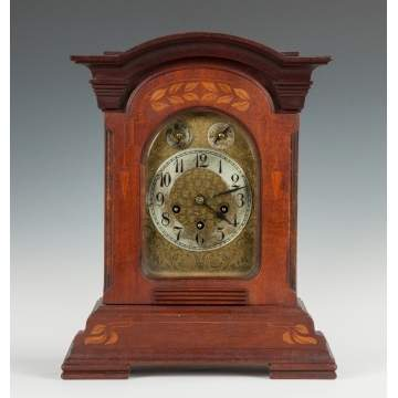 German Sonora Chimes Clock