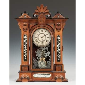 Gilbert Amphion Shelf Clock