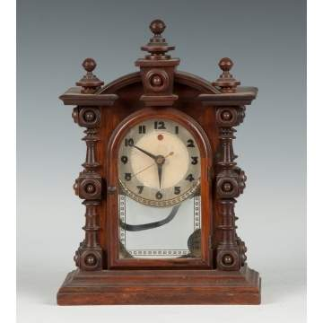 Miniature Rosewood Patti Clock Case