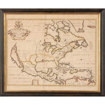 """A New Map of North America"""