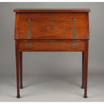Roycroft Mahogany Drop Front Desk