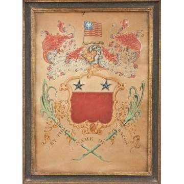 The Bacon Family Coat of Arms