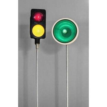 Vassilakis Takis Signal Lamp Series 3 Model 302