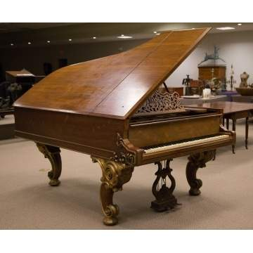 1877 Steinway Model C Grand Piano