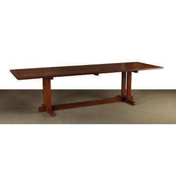 George Nakashima Table, Frenchman's Cove