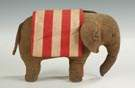 Patriotic Cloth Elephant