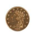 1839-O Capped Bust Two Dollar Fifty Cents