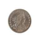 1805 Ten Cent Draped Bust Silver Coin