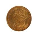 1810 Five Dollar Large Date Capped Bust Gold Coin