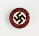 Enameled German Pin