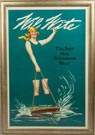 Two Vintage Will Wite Posters
