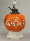 Vintage Howel's Orange Julep Dispenser